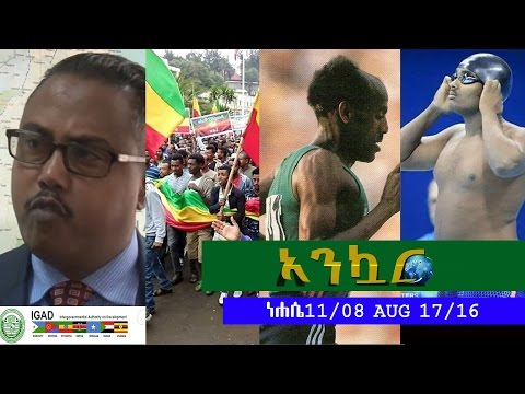 Ethiopia - Ankuar : አንኳር - Ethiopian Daily News Digest | August 17, 2016