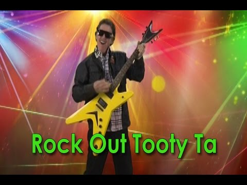 Brain Breaks | Tooty Ta | Rock Out Tooty Ta | Rock n' Roll Tooty Ta | Jack Hartmann