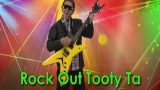 Brain Breaks | Tooty Ta | Rock Out Tooty Ta | Rock n