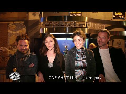 ONE SHOT LILI - FLORENCE MARTY @ Espace Julien jeudi 4 mai 2017