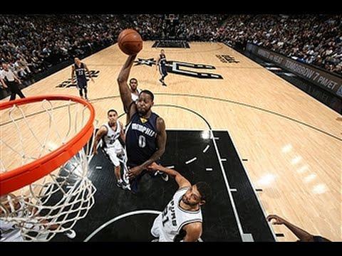 Top 5 NBA Plays: April 19th