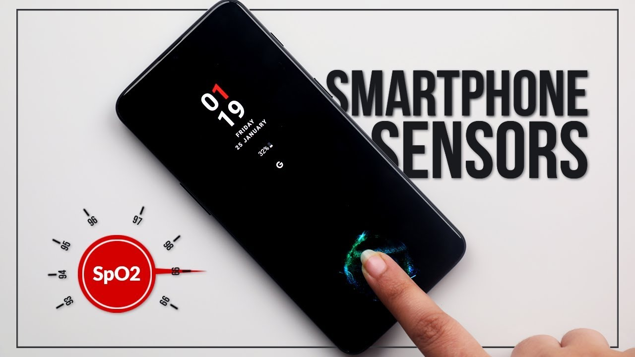 Which Sensors Do I Have In My Smartphone? How Do They Work?