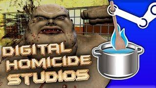 Anomalie gotowane na parze - Przypadek Digital Homicide