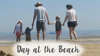 BEACH FUN | DAY IN THE LIFE - WHAT KATY SAID