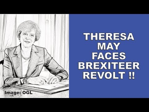 Theresa May faces Brexit Revolt!