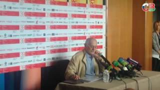 Никита Михалков на открытии Московского кинофестиваля