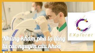 Những khám phá lạ lùng từ các nguyên cứu khoa học | CExplorer