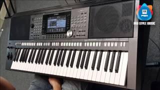 Bahama Mama - Keyboard Boney M Covered