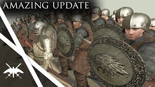 NEW Game of Thrones Mount & Blade Mod Update! - A World of Ice and Fire 2.0
