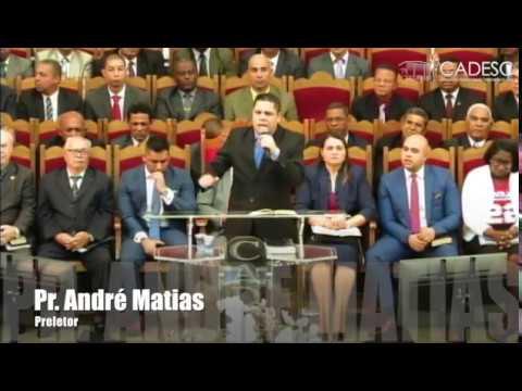 Pr. André Matias - 23º Congresso da UMADESC