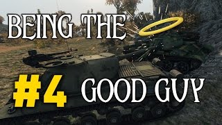 World of Tanks || Return of the Good Guy...