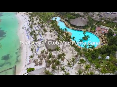 Rediscover club med punta cana with creactive by cirque du - Club med punta cana chambre club famille ...