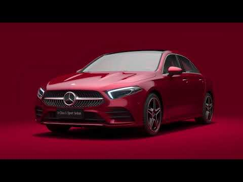 Mercedes A-Class Sedan Long Wheelbase (Chinese version)