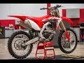 First Look 2018 Honda CRF250 - Motocross Action Magazine