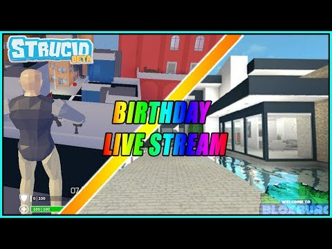 Playing With Fans! - Strucid, BloxBurg, & More! | Roblox ...