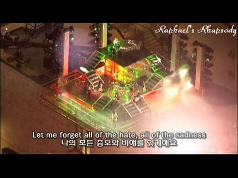 X JAPAN (X) - Endless Rain PV 2010 (Korean, Japanese Sub)