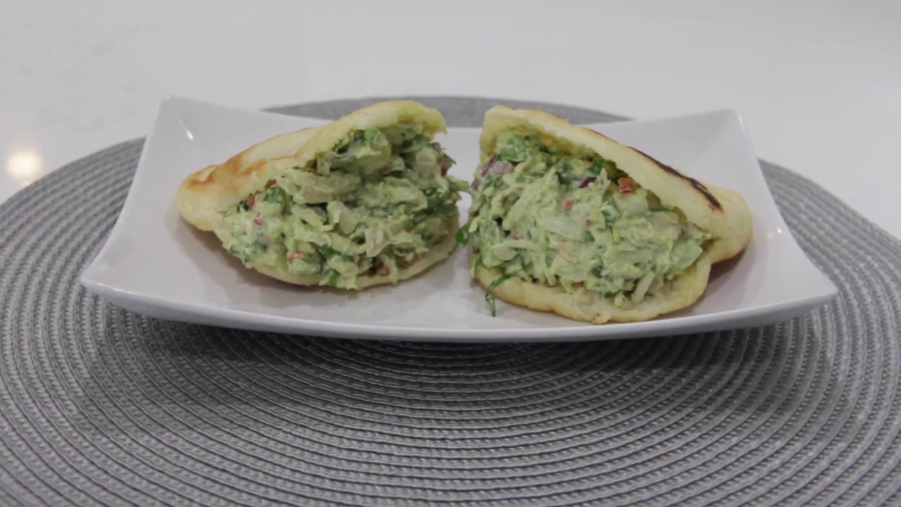 Venezuelan Avocado Chicken Salad Recipe