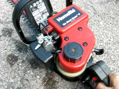 homelite gas powered hedge trimmer youtube rh youtube com homelite ht-17 hedge trimmer manual homelite hx-16 hedge trimmer manual