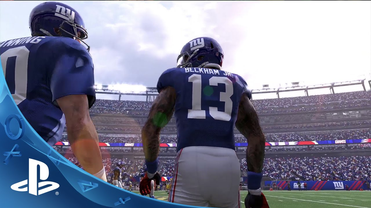 Madden NFL 16  Official Gameplay Trailer  PS4  YouTube