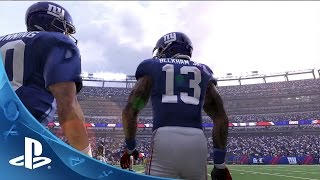 Madden NFL 16 - Official Gameplay Trailer | PS4