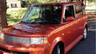 2004 Scion xB Manual Review, Walk Around, Start Up & Rev, Test Drive