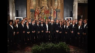 I 120 anni della FIGC celebrati al Quirinale