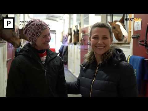 Reklame| Vlog² 18 Intervju med galopp trener Cathrine Eriksen