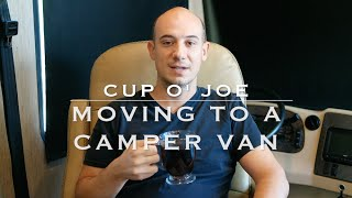 Moving From Class A Rv To A Camper Van Full Time Rv Life