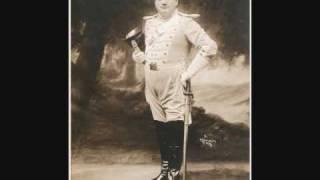 Enrico Caruso - Addio fiorito asil (1910)