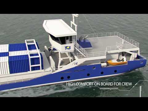 KB 025 NELTON MULTI PURPOSE DRY CARGO SHIP