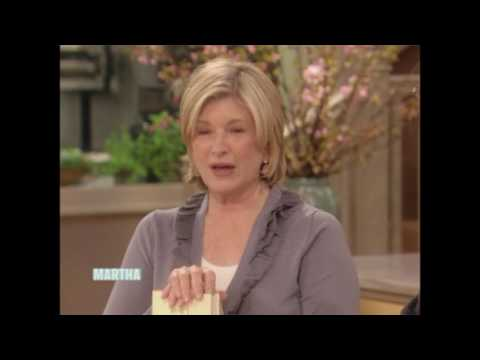 Martha Stewart's Thoughts on Cybill Shephard (DRAG HER MARTHA)
