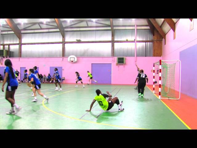 Handball : Les féminines de Montigny sur la première marche du podium