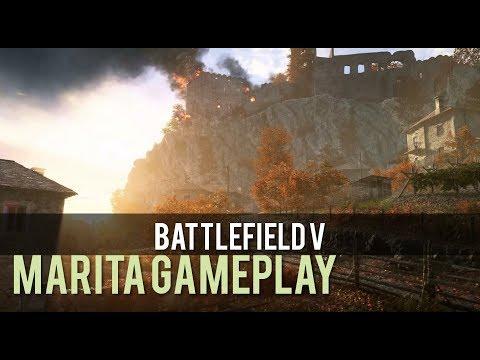 Nuevo Mapa Showcase/MARITA - Battlefield V (Contenido Exclusivo)