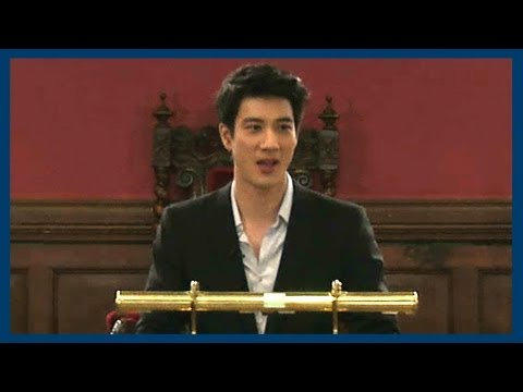 World Pop and Religion | Wang Leehom | Oxford Union