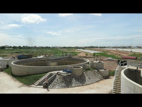 How to made waste water treatment plant, Civil engineering