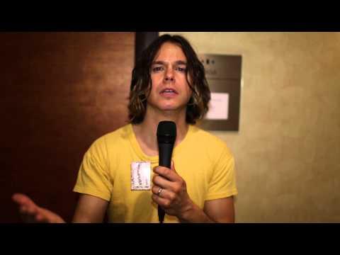 Robin Diaz Interview at Beatle Fest L.A. 2014 1/3