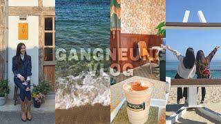 [Vlog]  강릉 1박2일 | 호캉스 | 우행시 | …