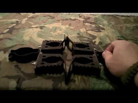 $25.00 (DIY) Shovel and Ax Mounts (FJ Cruiser Bug Out Project)