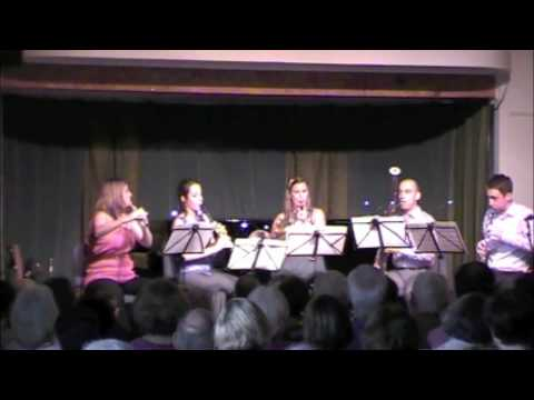 Berio Opus Zoo Chamber Music Northwest Proteges Sospiro 7 18 10