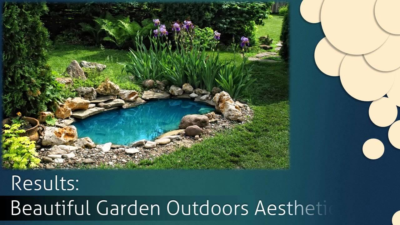 NBS BIRU   Blue Water Dye For Ponds, Lakes U0026 Fountain   YouTube
