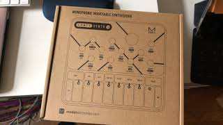 Modal Craft Synth 2.0 unboxing and jam