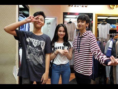 Visit 3Second Store Palembang bareng Ari Irham, Aisyah Aqilah ...