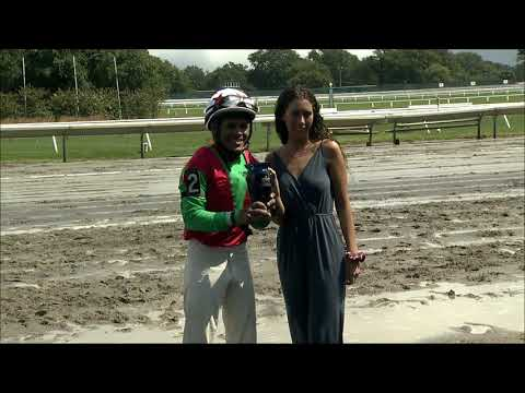 video thumbnail for MONMOUTH PARK 9-2-19 RACE 1