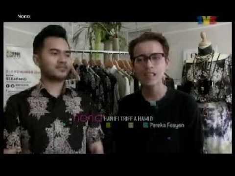 TV3: Nona - Malaysia Fashion Week