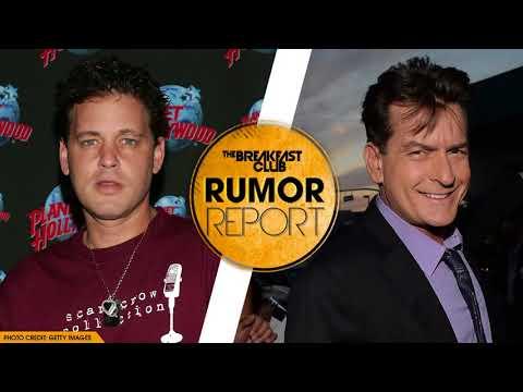 Charlie Sheen Accused of Sexually Assaulting 13YearOld Corey Haim