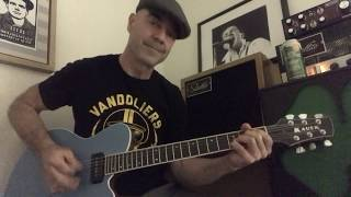"""Flogging Molly - """"The Heart of the Sea"""" (Guitar Lesson)"""