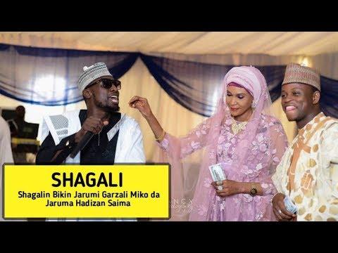 Download Full Video: Kalli Shagalin Bikin Jarumi Garzali Miko da Jaruma Hadizan Saima...Latest Video