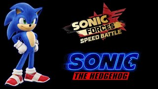 GAMEPLAY: Sonic Movie en Sonic Forces Speed Battle (4000 copas)