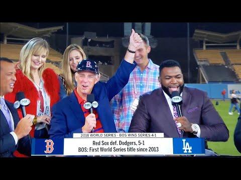 Dave Dombrowski interview on Alex Cora managing Boston & winning the 2018 World Series