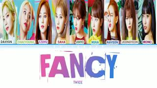 "Gambar cover ( SUB INDO ) TWICE (트와이스) ""FANCY"" (Color Coded Lyrics Ind/Rom)"